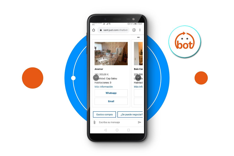 registrate botobi chatbot inmobiliario